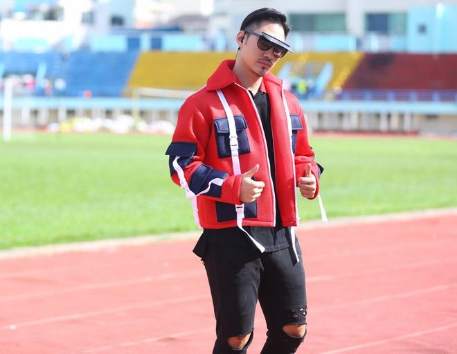 Ly Qui Khanh xe vay thi sinh Next Top Model hinh anh 6