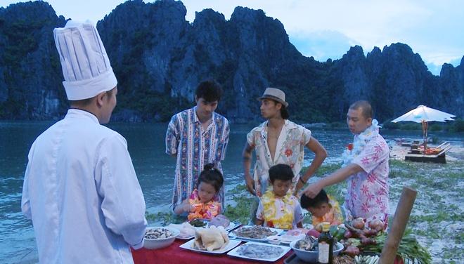 Hong Dang hoi han vi hay mang con o Bo oi minh di dau the hinh anh 1