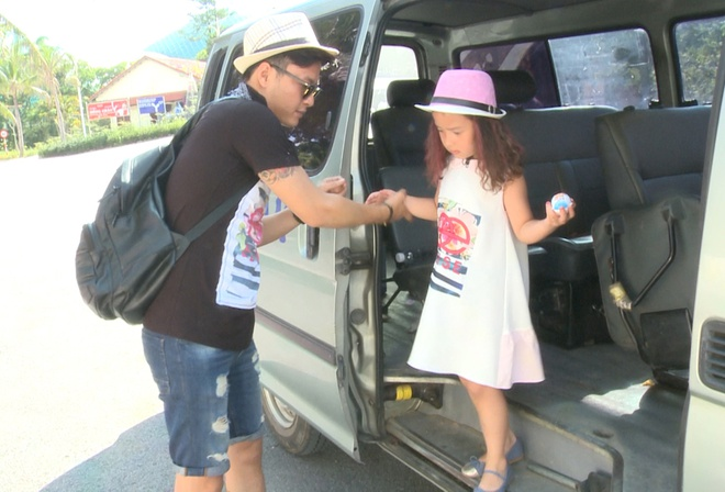 Hong Dang hoi han vi hay mang con o Bo oi minh di dau the hinh anh 2