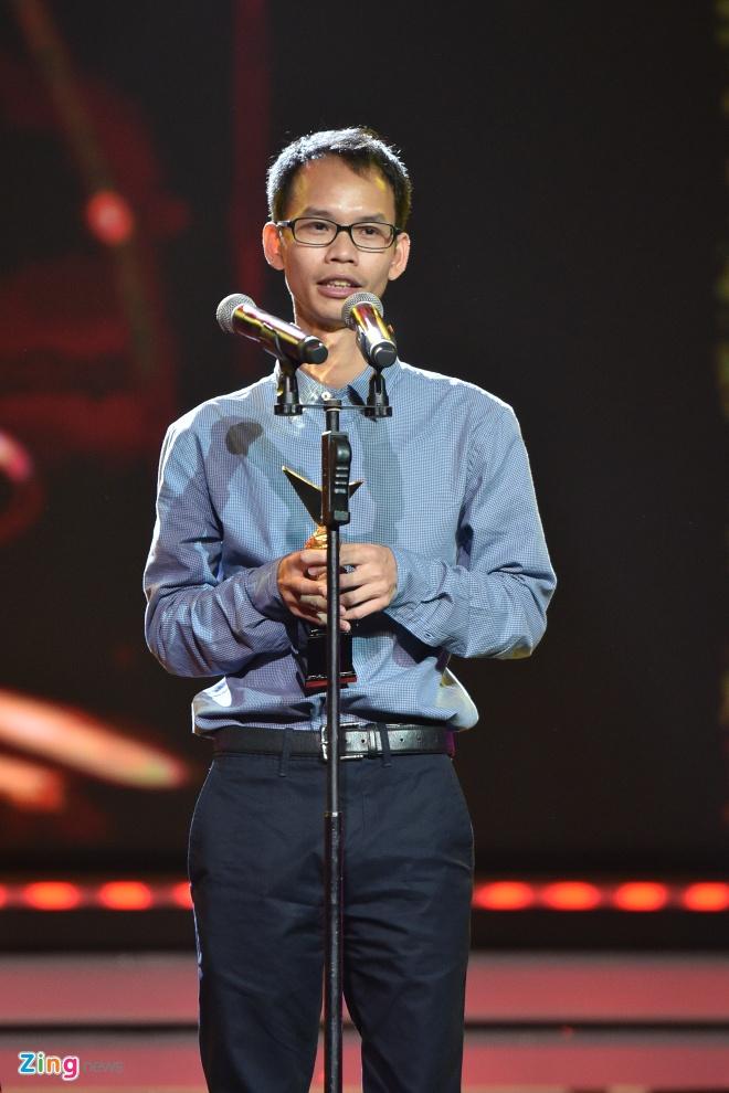 Nha Phuong, Truong Giang cung thang giai VTV Awards hinh anh 6