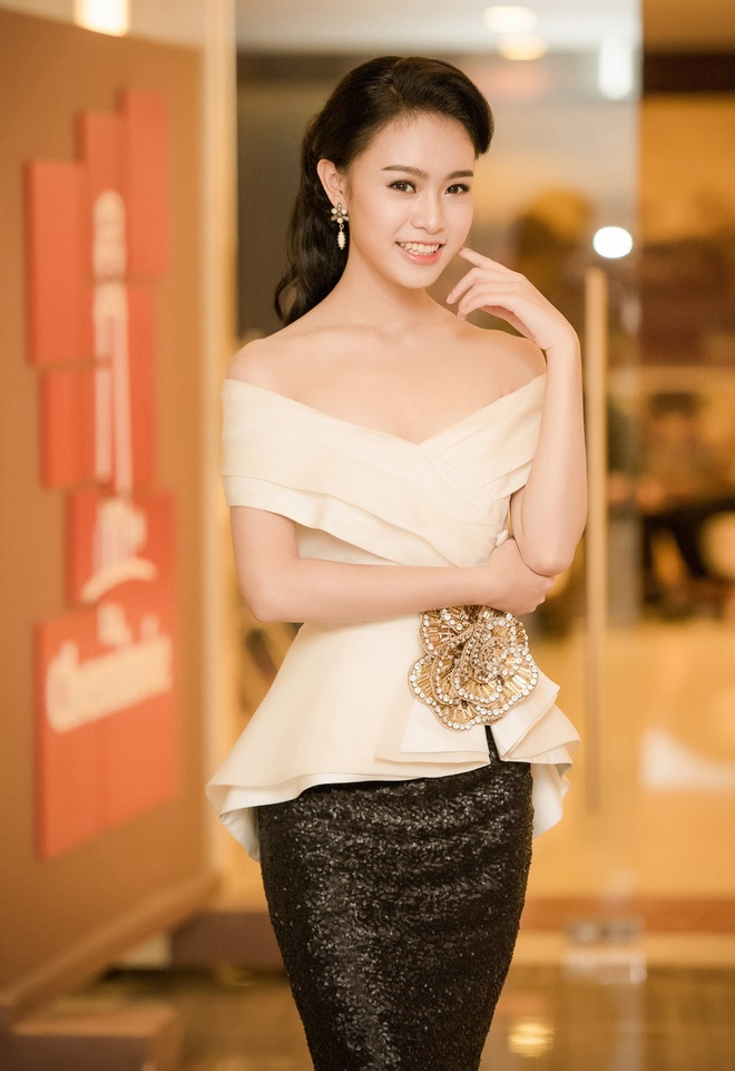 To Nhu, Ngoc Van hoi ngo sau Hoa hau Viet Nam hinh anh 5