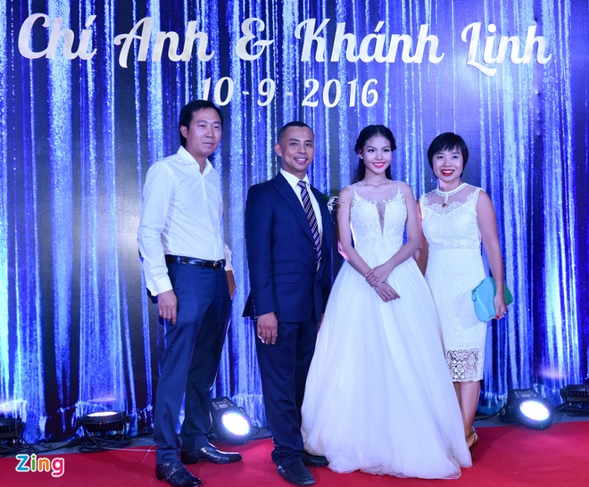 Dam cuoi Chi Anh anh 9