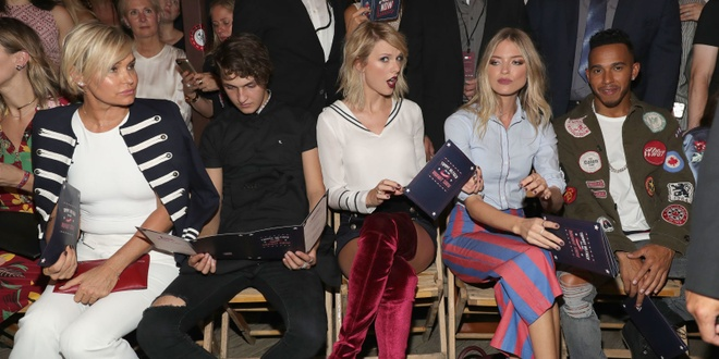 Taylor Swift New York Fashion Week anh 4
