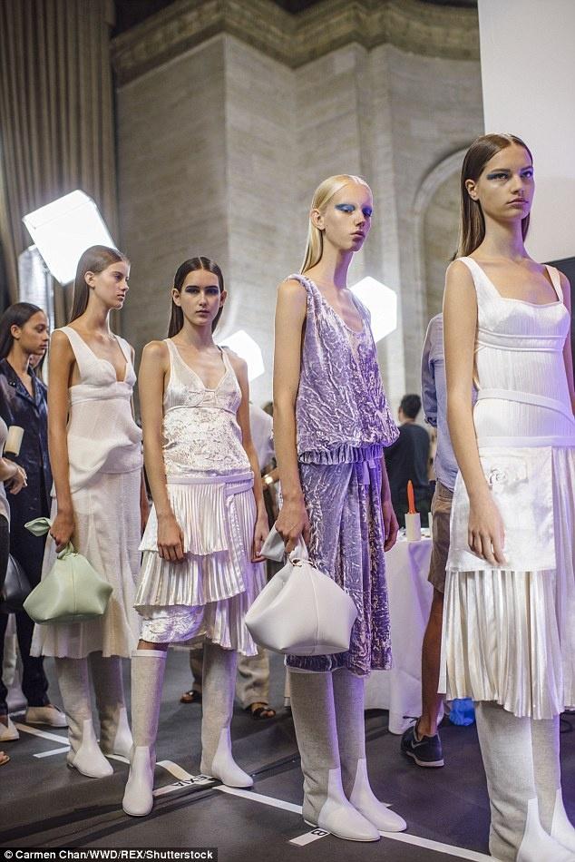 Victoria Beckham New York Fashion Week anh 5