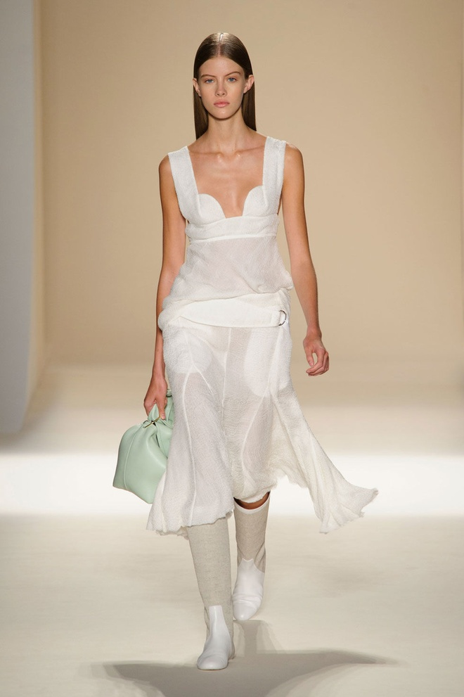 Victoria Beckham New York Fashion Week anh 13