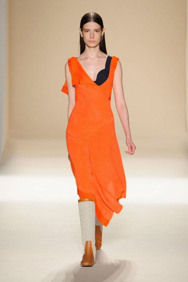 Victoria Beckham New York Fashion Week anh 12