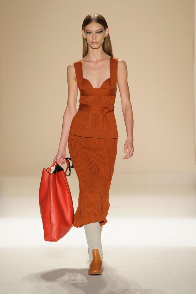Victoria Beckham New York Fashion Week anh 11