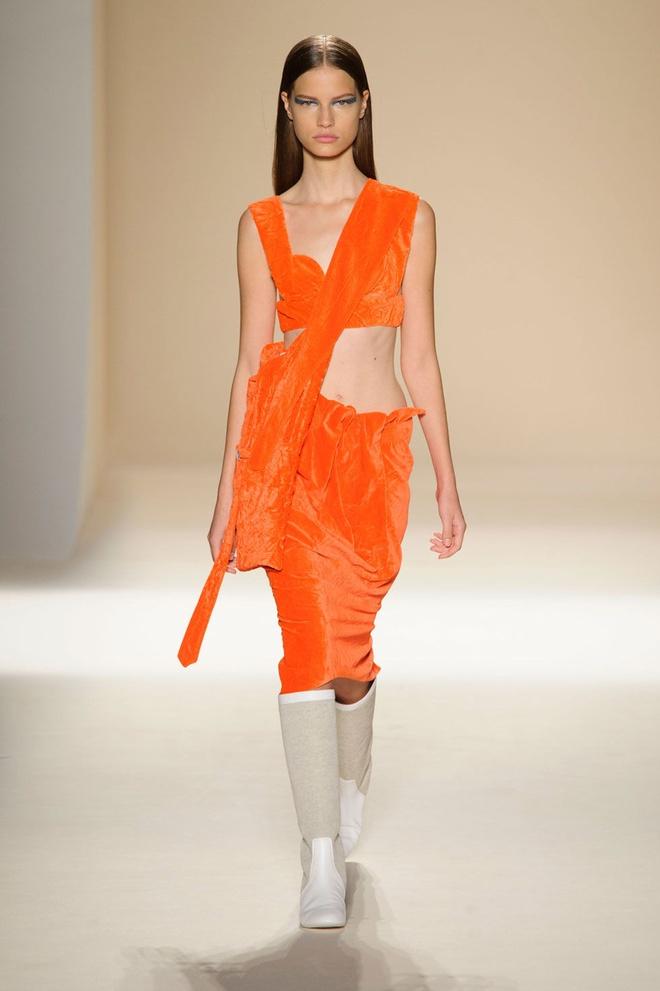 Victoria Beckham New York Fashion Week anh 7