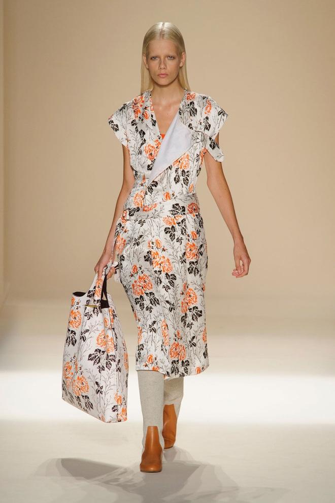 Victoria Beckham New York Fashion Week anh 10