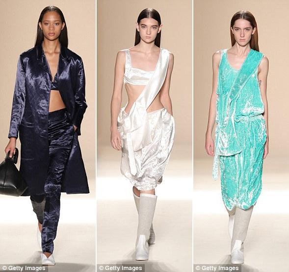 Victoria Beckham New York Fashion Week anh 6