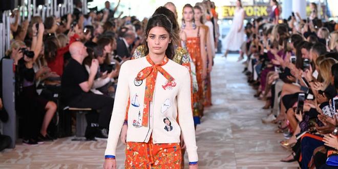 New York Fashion Week xuan he 2017 anh 4