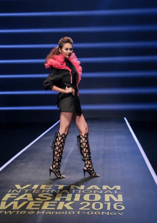 Thanh Hang dien quan xuyen thau o tap cuoi Next Top Model hinh anh 4