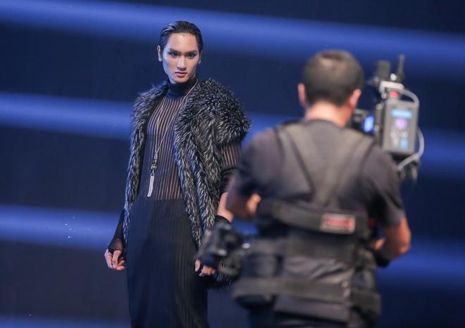 Thanh Hang dien quan xuyen thau o tap cuoi Next Top Model hinh anh 5