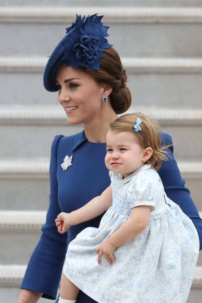 Cong nuong Kate Middleton tai Canada anh 6
