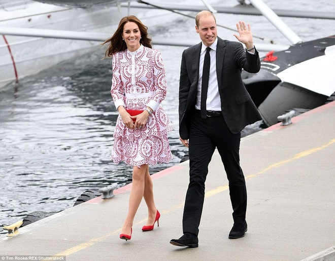 Cong nuong Kate Middleton tai Canada anh 1