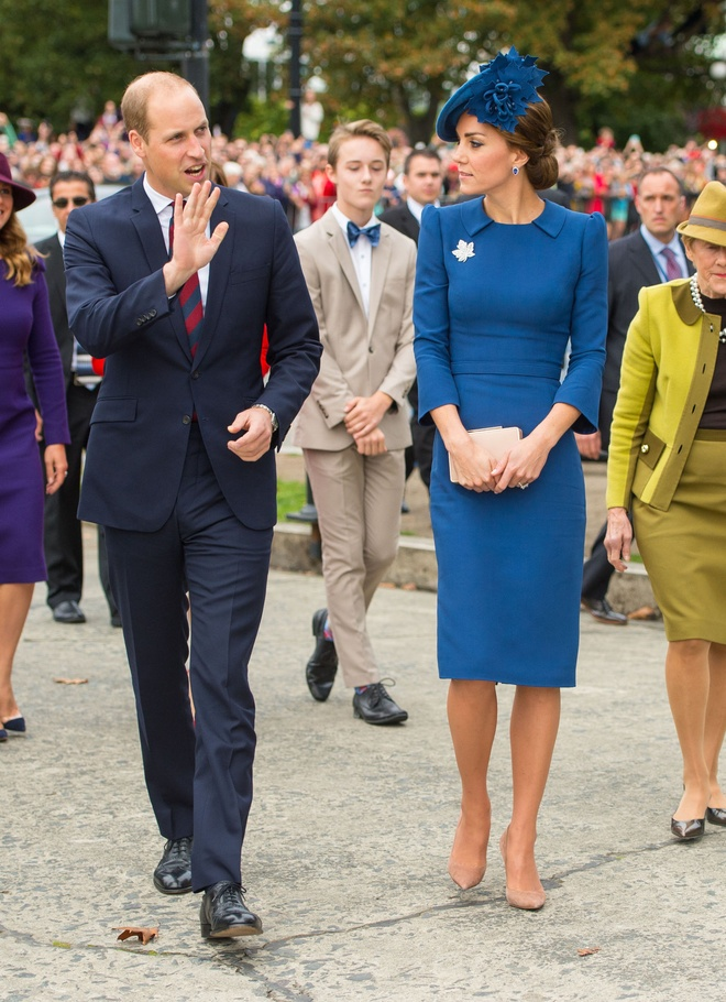 Cong nuong Kate Middleton tai Canada anh 8