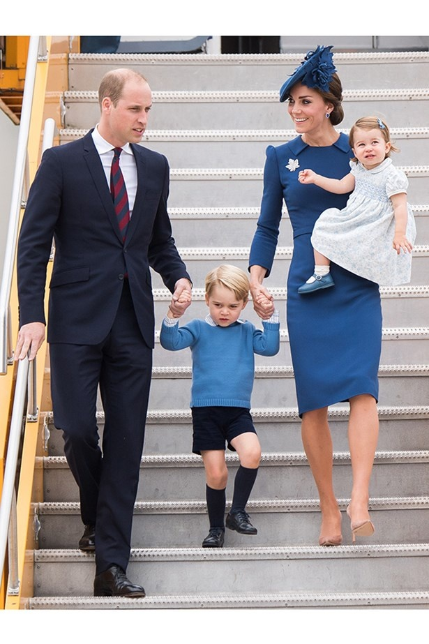 Cong nuong Kate Middleton tai Canada anh 5