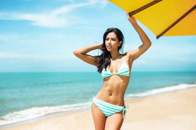Nguyen Loan bat ngo du thi Miss Grand International 2016 hinh anh 2