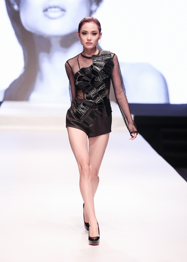 Chung ket Vietnam's Next Top Model 2016 anh 1