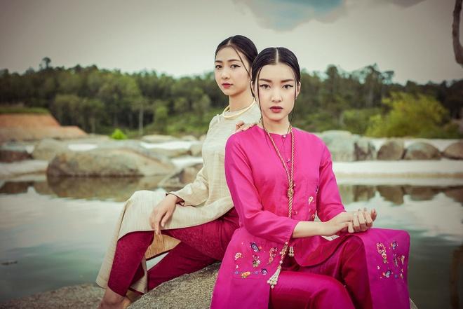 Nguoi dep Hoa hau Viet Nam 2016 do sac trong ta ao dai hinh anh 3