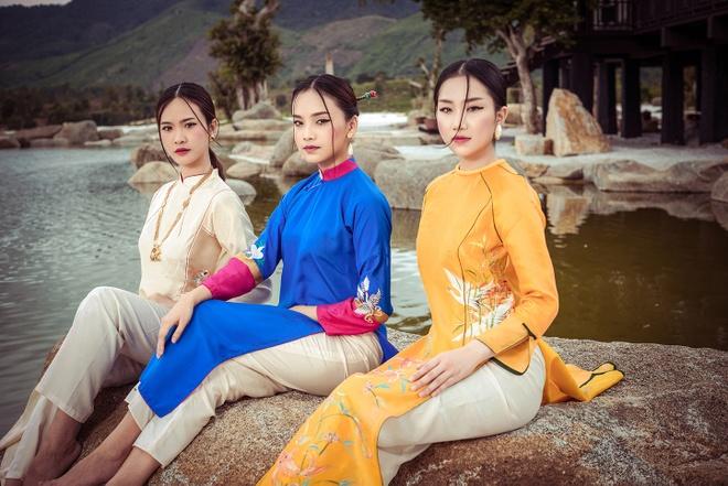 Nguoi dep Hoa hau Viet Nam 2016 do sac trong ta ao dai hinh anh 2