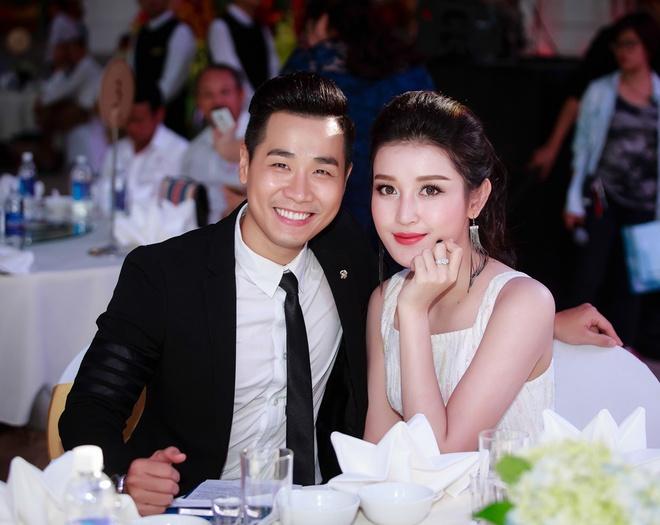 MC Nguyen Khang lich lam ben a hau Huyen My hinh anh 6