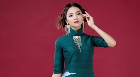 Top 10 Hoa hau Viet Nam To Nhu lam nang tho ao dai hinh anh