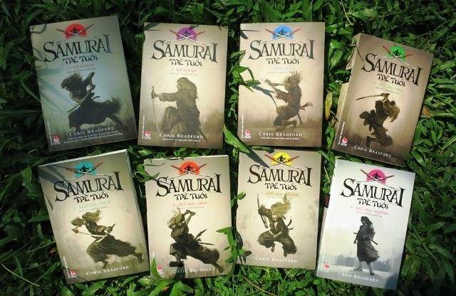 'Samurai tre tuoi' khoi mo tinh hoa van hoa Nhat Ban hinh anh 1
