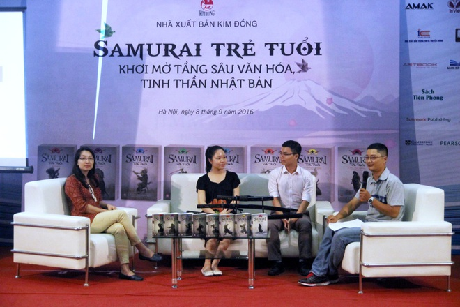 'Samurai tre tuoi' khoi mo tinh hoa van hoa Nhat Ban hinh anh