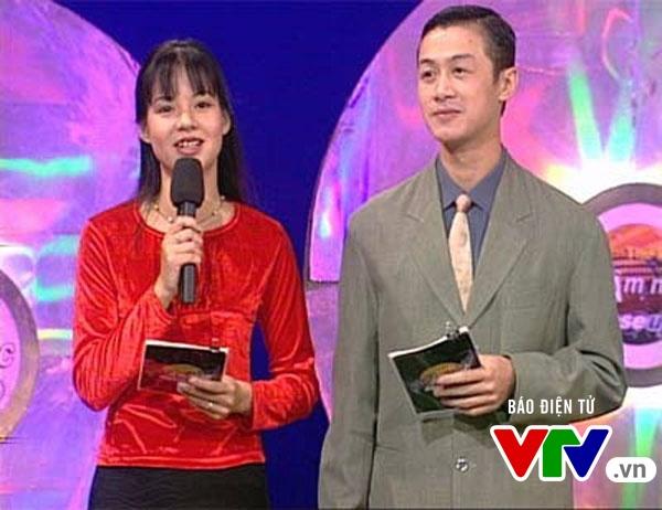 Anh cach day hon 10 nam cua MC Anh Tuan - Diem Quynh hinh anh 1