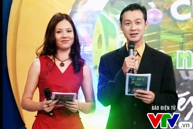 Anh cach day hon 10 nam cua MC Anh Tuan - Diem Quynh hinh anh 2