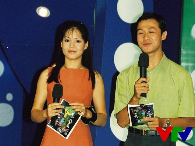 Anh cach day hon 10 nam cua MC Anh Tuan - Diem Quynh hinh anh 3