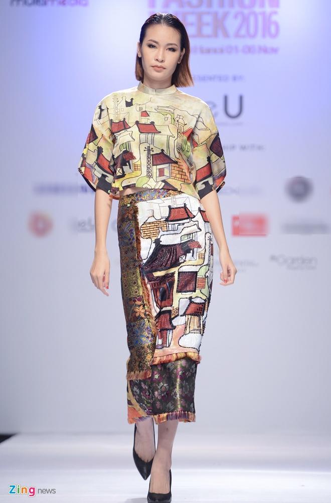 Vietnam International Fashion Week thu dong anh 10