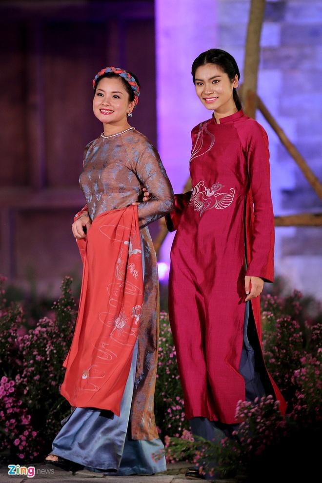 Festival Ao dai Ha Noi 2016 anh 14