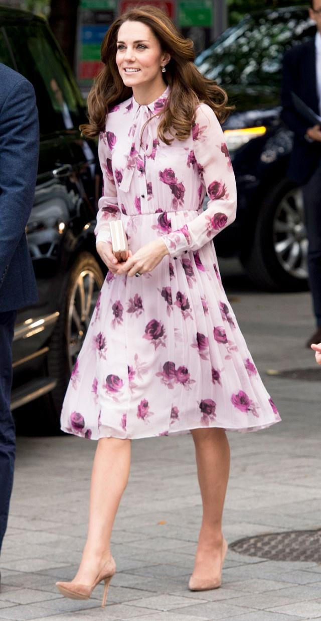 Cong nuong Kate Middleton mac dep nhat tuan hinh anh 1
