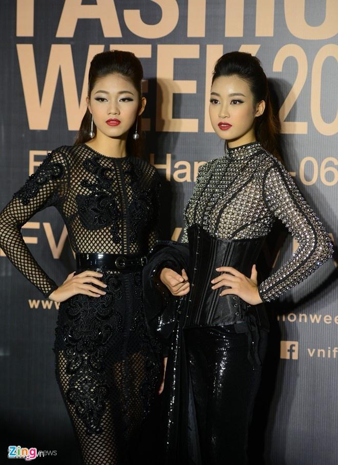 Vietnam International Fashion Week thu dong anh 1