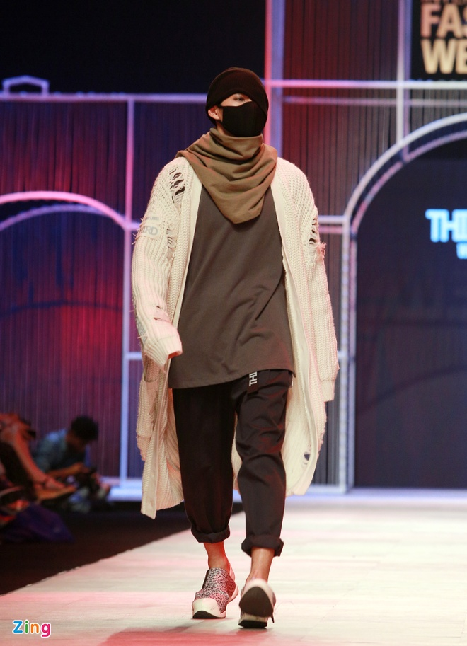 Vietnam International Fashion Week 2016 anh 3