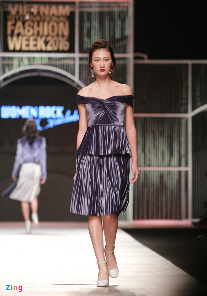 Vietnam International Fashion Week 2016 anh 12