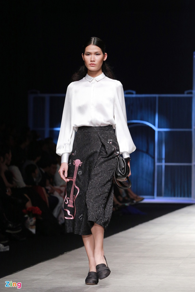 Vietnam International Fashion Week 2016 anh 7