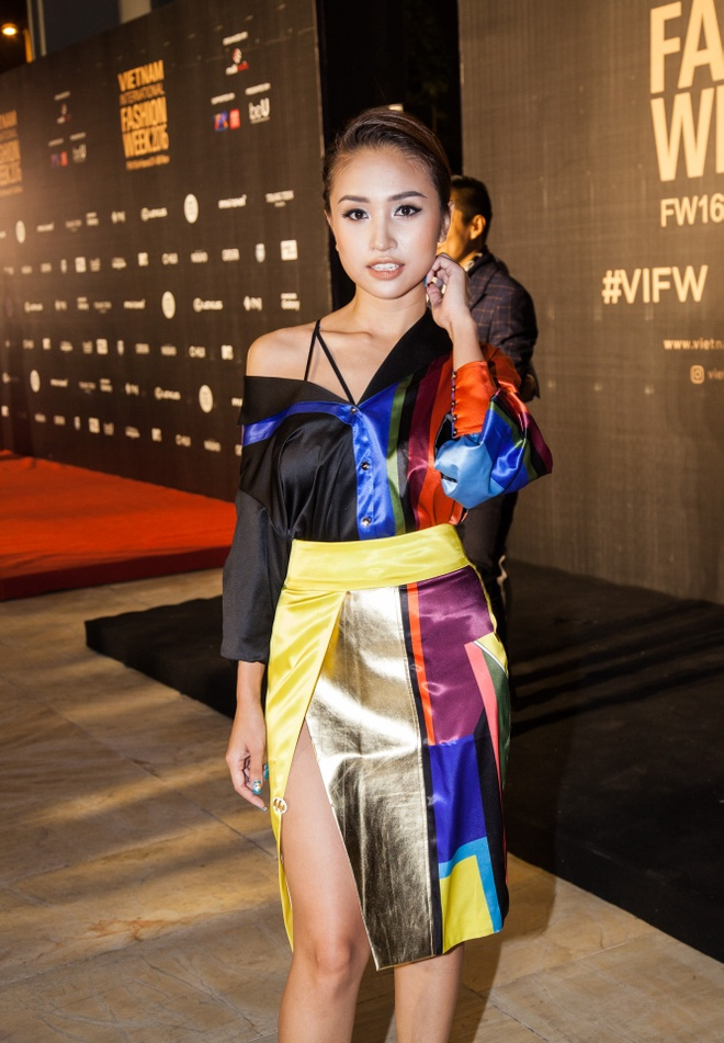 Vietnam International Fashion Week 2016 anh 4