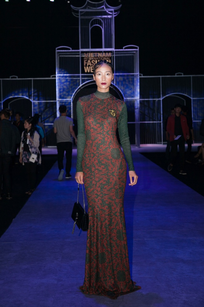 Vietnam International Fashion Week 2016 anh 9