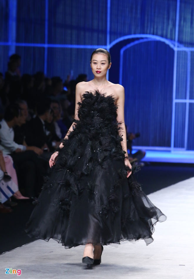Vietnam International Fashion Week 2016 anh 14