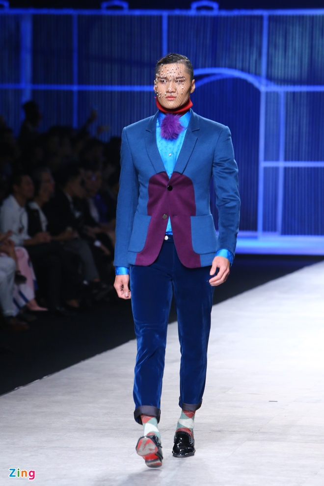 Vietnam International Fashion Week 2016 anh 16