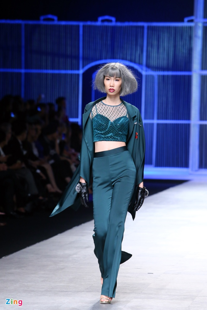 Vietnam International Fashion Week 2016 anh 11