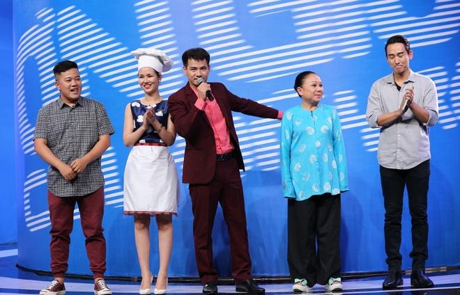 Tran Thanh hon Hua Vi Van tren san khau On gioi hinh anh 1