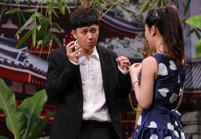 Tran Thanh hon Hua Vi Van tren san khau On gioi hinh anh 4