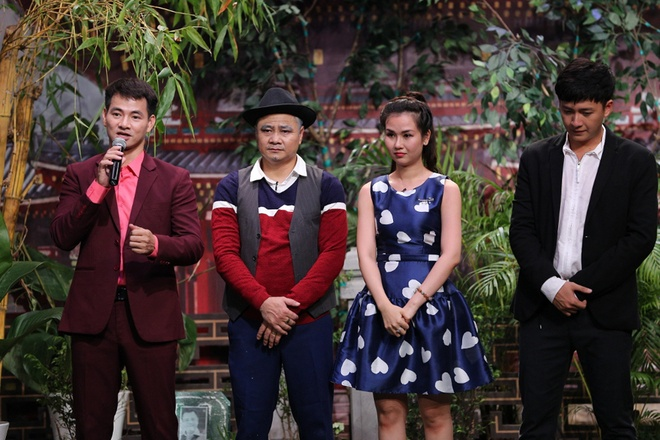 Tran Thanh hon Hua Vi Van tren san khau On gioi hinh anh 6