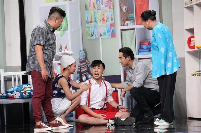 Tran Thanh hon Hua Vi Van tren san khau On gioi hinh anh 17