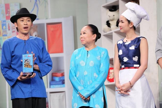 Tran Thanh hon Hua Vi Van tren san khau On gioi hinh anh 18