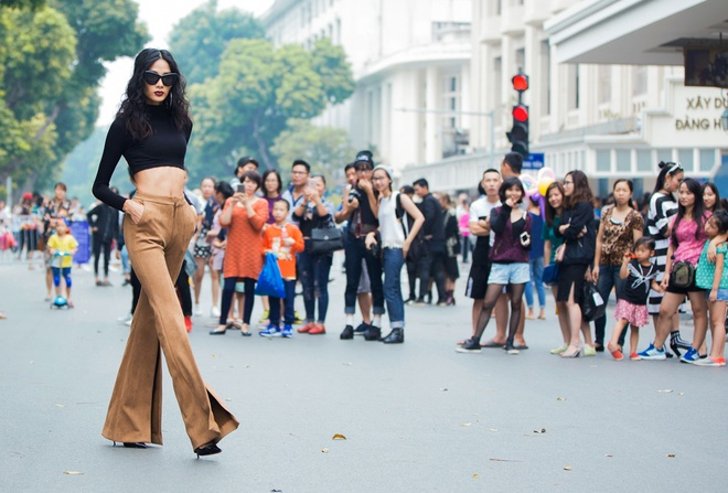 Street style tuan le thoi trang anh 5